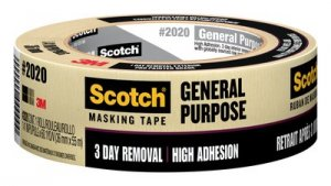 3M - Scotch - General Purpose Masking Tape