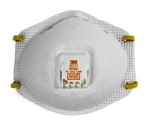 3M - Cool Flow - Particulate Respirator - 10 Pack