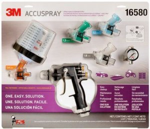 3M - 16580 - Accuspray ONE Spray Gun System