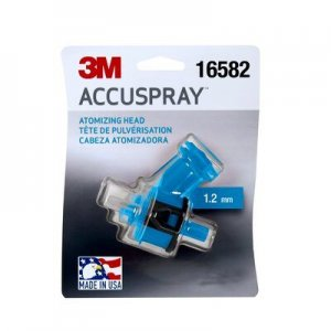 3M - 16582 - Accuspray Atomizing Head - 1.2 mm