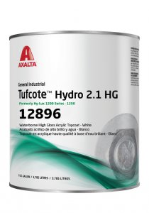 Axalta - Tufcote Hydro 12896 Gloss White