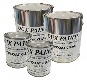 Dux - Acrylic Topcoat