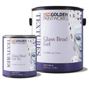Golden Paintworks - Glass Bead Gel