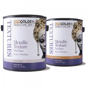 Golden Paintworks - Metallic Texture