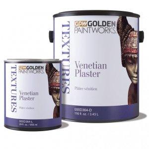 Golden Paintworks - Venetian Plaster