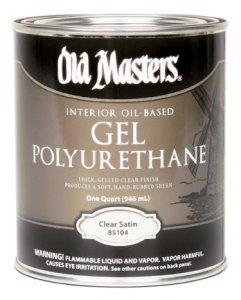 Old Masters - Gel Polyurethane