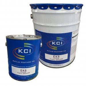 Katilac - EK8 - Clear Vinyl Sanding Sealer
