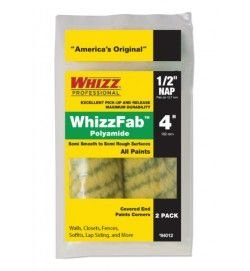 "Whizz - WhizzFab Roller Cover - 4"" X 1/2"""