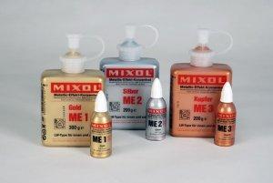 Mixol - Metallic Tinting Concentrates
