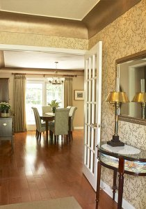 Modern Masters - Metallic Paint Collection - Crown Molding