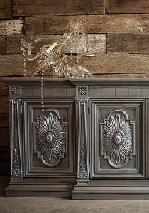 Modern Masters - Metallic Paint Collection - Furniture