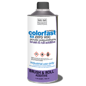 Modern Masters - Colorfast EX Brush & Roll Additive - Quart