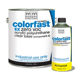 Modern Masters - Colorfast EX Topcoats - Gallon