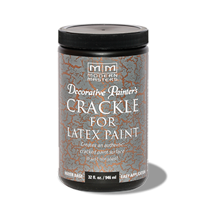 Modern Masters - Crackle for Latex Paint - Quart