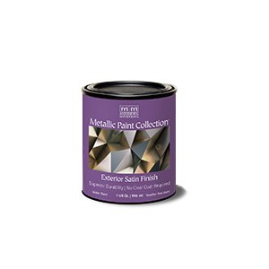 Modern Masters - Metallic Paint Collection - Exterior Satin - Quart