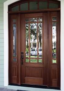 Modern Masters - MasterClear Supreme - Entry Doors
