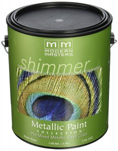 Modern Masters - Metallic Paint Collection - Gallon