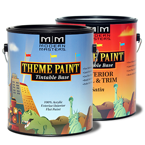 Modern Masters - Theme Paint Tinting Bases - Gallons