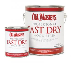 Old Masters - Pro Fast Dry Stain