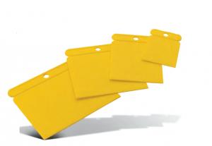 Pajarito - Plastic Spatula Set