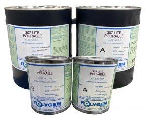 Polygem - 307 Lite Pourable - Sculpting Epoxy