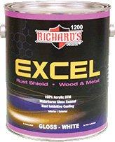 Richard's - EXCEL 100% Acrylic DTM - Gloss