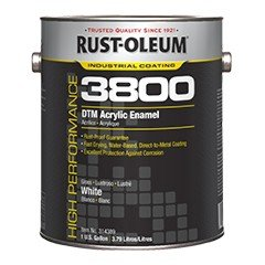 Rustoleum - 3800 - DTM Acrylic Enamel - Gallon