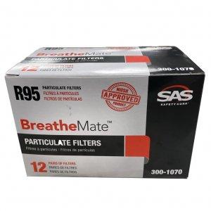 SAS - BreatheMate R95 Particulate Filter