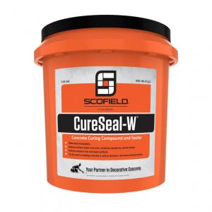 Scofield - Cureseal-W - 5 Gallon