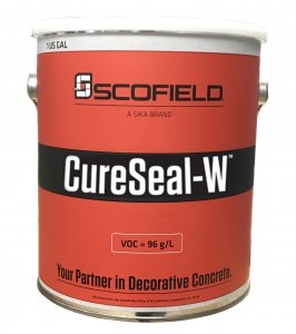 Scofield - Cureseal-W - Gallon