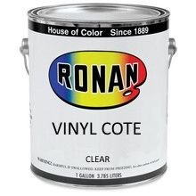 TJ Ronan - Vinyl Cote - UV Clear Coat - Flat Satin Gloss