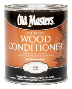 Old Masters - Wood Conditioner