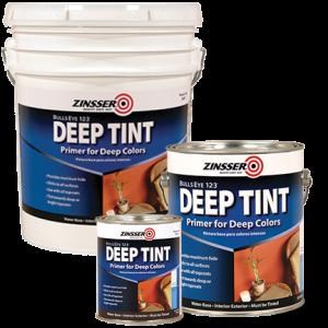 Zinsser - Bullseye 1-2-3 Deep Tint