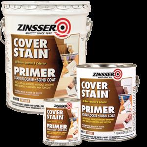 Zinsser - Cover-Stain