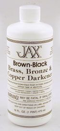Jax - Brown-Black Darkener - Pint