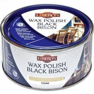 Liberon - Black Bison Wax - 500 ML