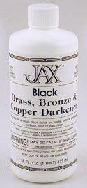 Jax - Black Darkener - Pint