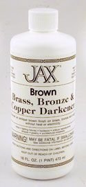 Jax - Brown Darkener - Pint