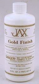 Jax - Gold Finish - Pint