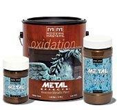 Metal Effects - Reactive Bronze