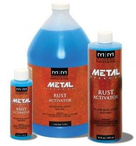 Metal Effects - Rust Activator