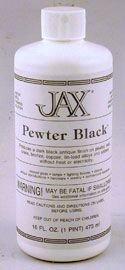 Jax - Pewter Black - Pint