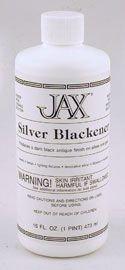 Jax - Silver Blackener - Pint
