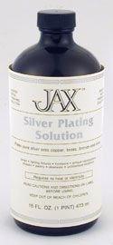 Jax - Silver Plating Solution - Pint