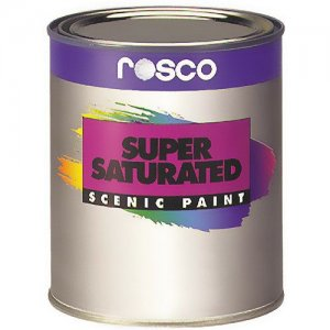 Rosco - Supersaturated Paint